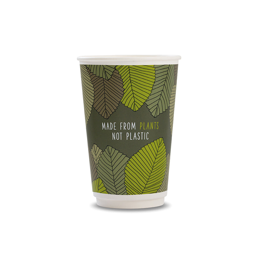 Vegware Double Wall Cups 16oz