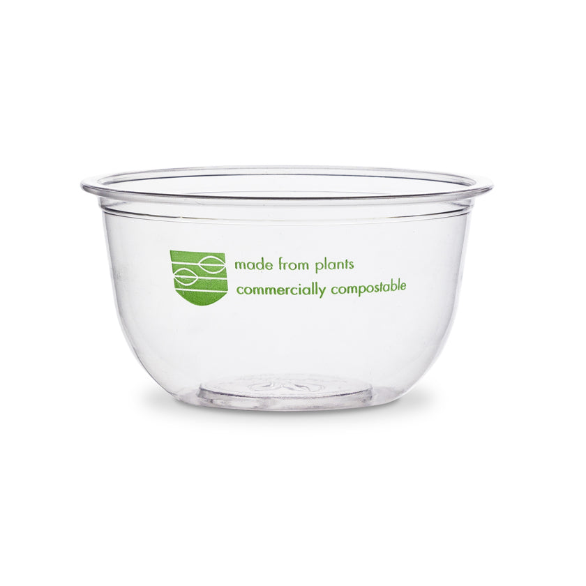 Vegware Bella Pot - 8oz (1000 pack)