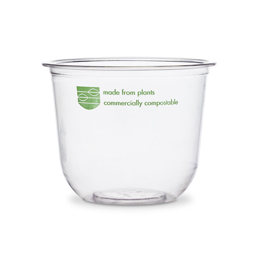 Vegware Bella Pot - 12oz (1000 pack)