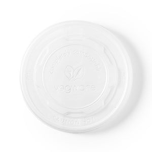 Vegware Soup Container Lid (500 pack)