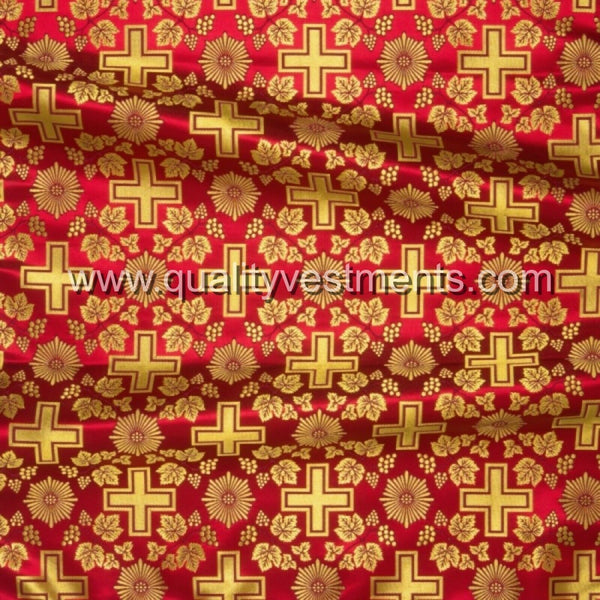 "Rayon Vestment fabric lightweight 79"" 2 m WIDE Gold Red Green Blue White etc"