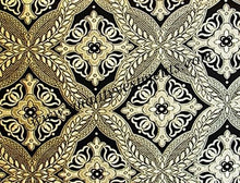 Church Fabric Liturgical Brocade Vestment material METALLIC gold red green etc.