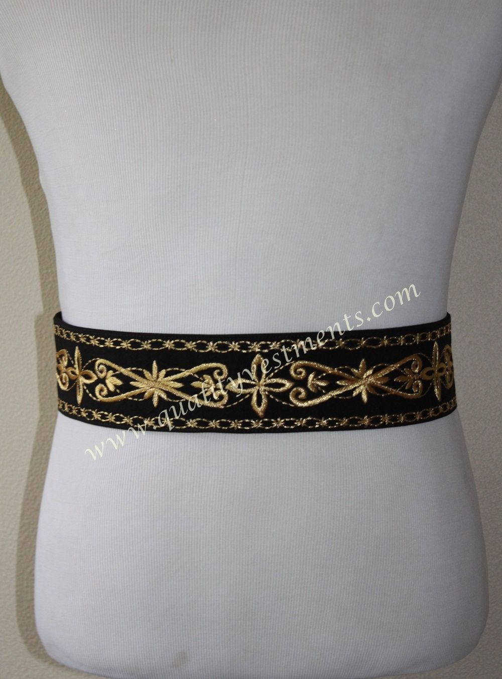 TO ORDER!! Church Liturgical Embroidered Priest Clergy Belt