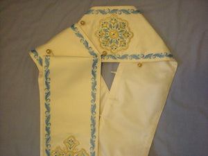Orthodox Bishop's Great Omophor Embroidered