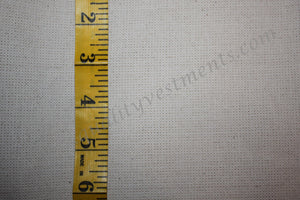Heavywieght Adhesive Interfacing Double Thread Ideal for Stoles Cuffs Orarions