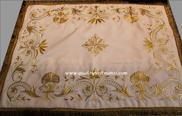 Chalice Covers Veils Orthodox Embroidered White  Red Gold Green etc