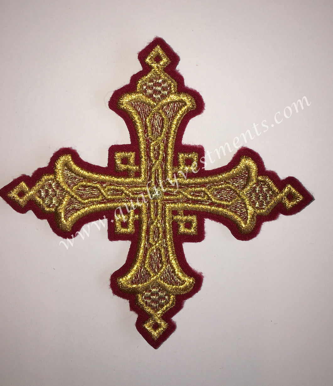 TO ORDER: Church Liturgical Embroidered Cross
