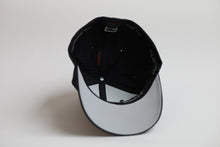 Load image into Gallery viewer, Dark Navy Flexfit Logo Cap