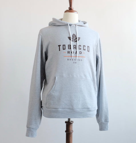 Tobacco Road Brewing Heather Gray Hoodie