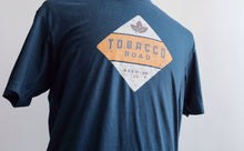 Load image into Gallery viewer, Tobacco Road Brewing Navy Short Sleeve Cotton T-Shirt