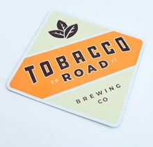 Load image into Gallery viewer, Tobacco Road Brewing Sticker or Magnet