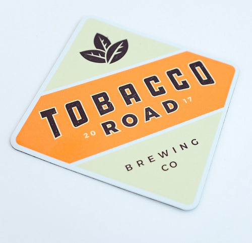Tobacco Road Brewing Sticker or Magnet