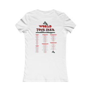 Women's World Tour 1989 Tee