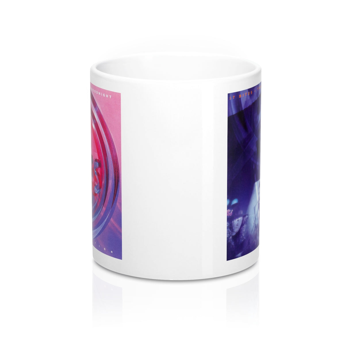 Thankyou And Goodnight Design Mug