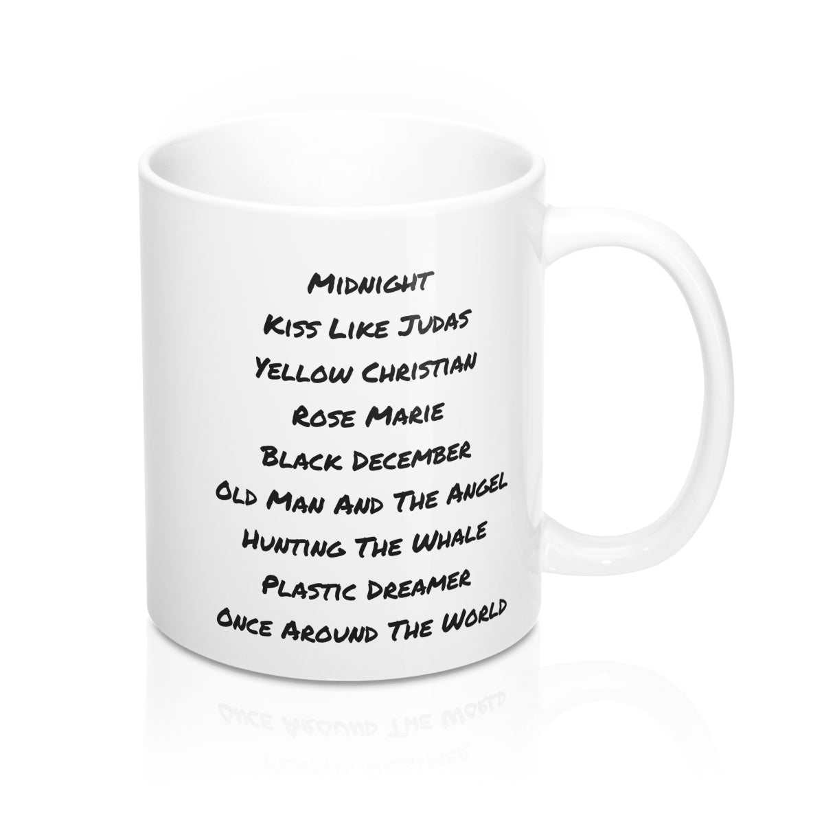 Once Around The World Design Mug