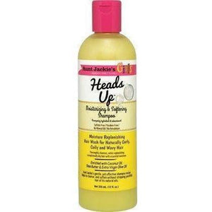 Aunt Jackie's Girls Heads Up Wash 12oz