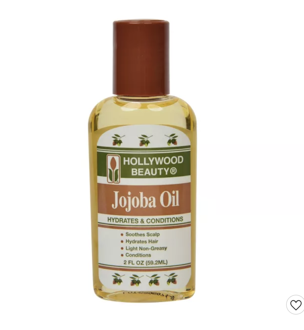 Hollywood Jojoba Oil 2oz