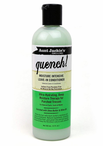 Aunt Jackie's Quench Leave-in 12oz