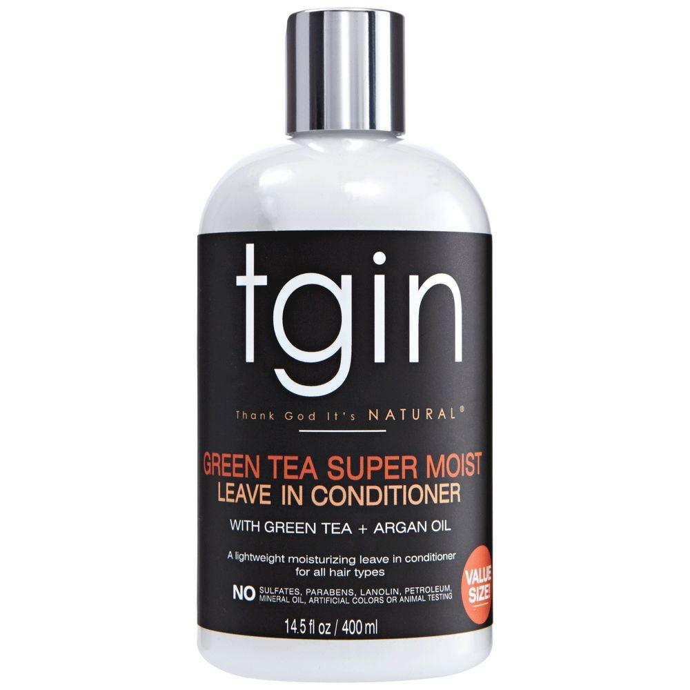 TGIN Green Tea Moisture Leave-in Conditioner 13oz