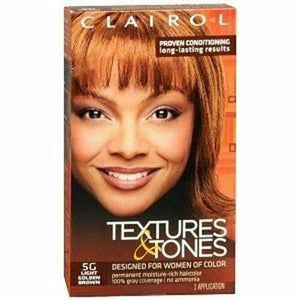 Clairol Beautiful Collection Permanent (Light Golden Brown)