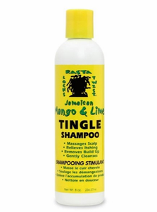 JAM Mango Lime Tingle Shampoo 8oz