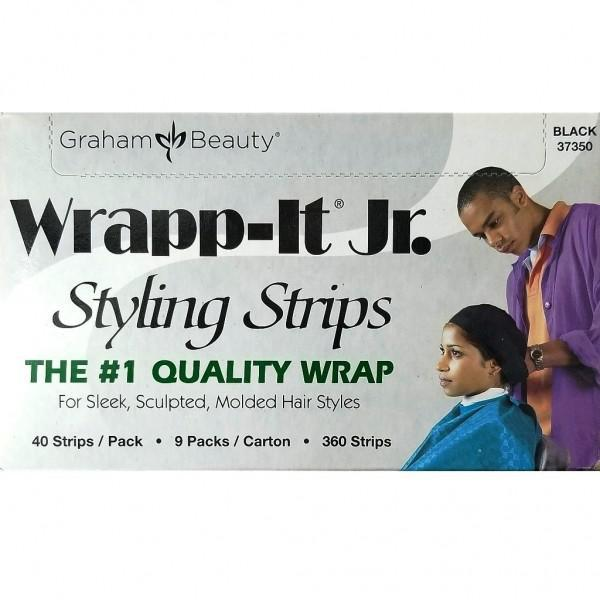 Graham Wrapp-it Jr Strips - Blk