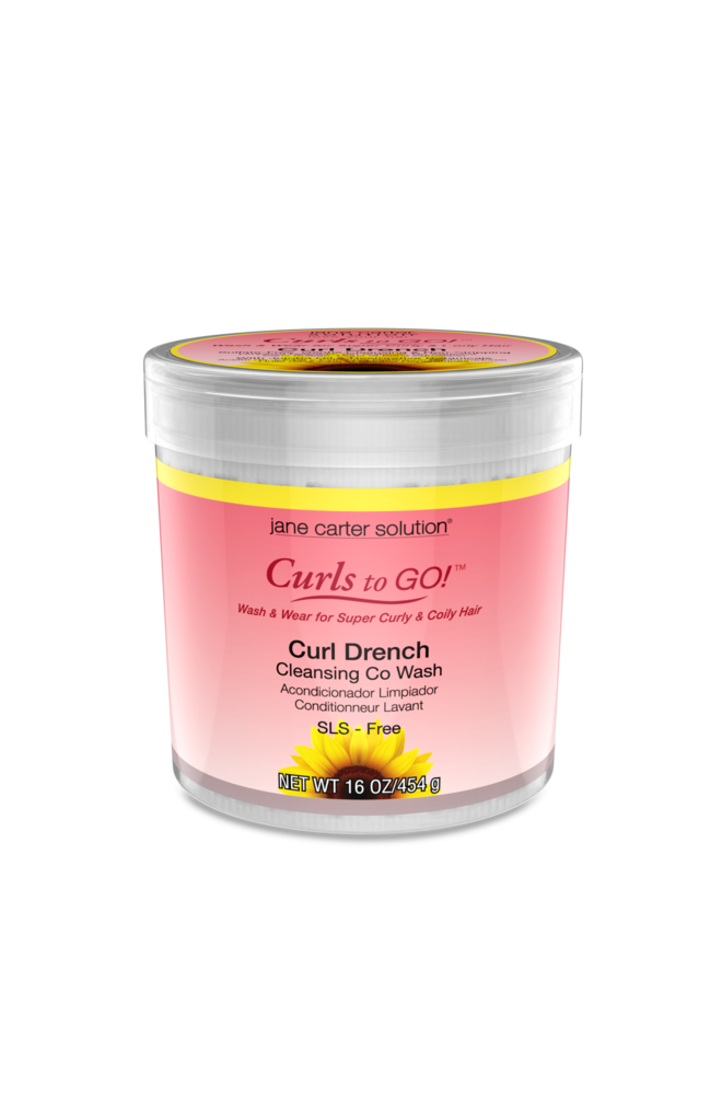 Jane Carter CTG Curl Drench Co-Wash 16oz