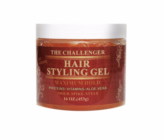 The Challenger Hair Styling Gel