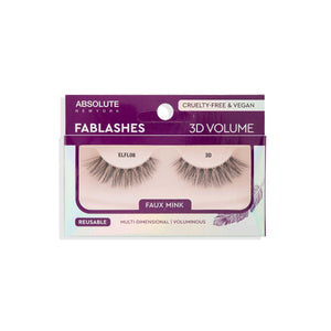 FabLashes - 3D Volume Faux Mink