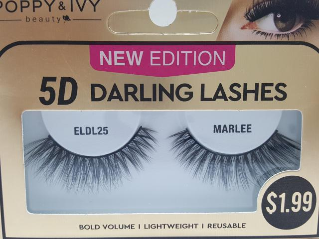 Poppy & Ivy 5D Darling Lashes