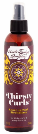 Uncle Funky's Daughter Thirsty Curls 8oz