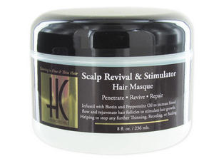 Haircredible Scalp Revive Mask 8oz