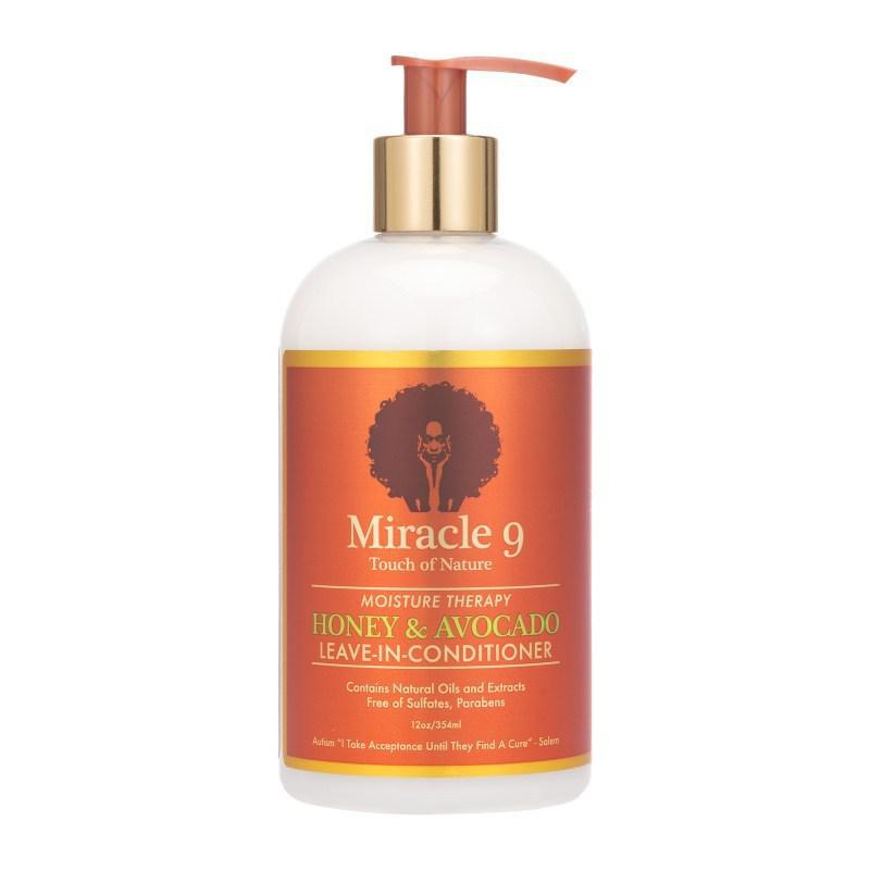 Miracle 9 Honey & Avocado Leave-In Conditioner 12oz