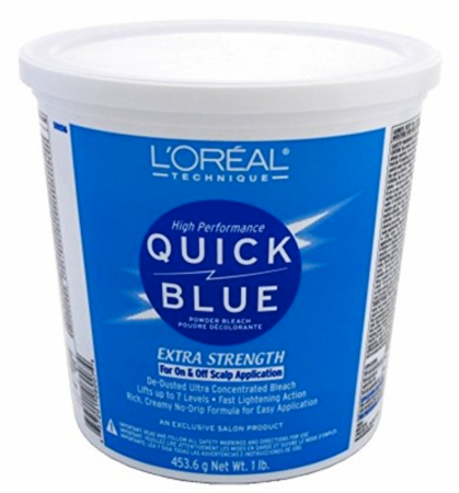 Loreal Quick Blue Powder Bleach 16oz