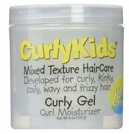 Curly Kids Curly Gel 6 oz