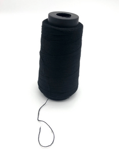 Nylon Weaving Thread - small - blk