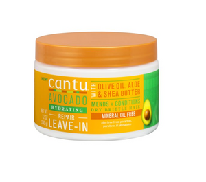 Cantu Avocado Leave-in Conditioner 12oz