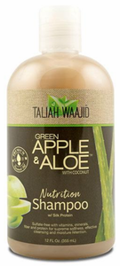 Taliah Waajid Apple & Aloe Shampoo 12oz