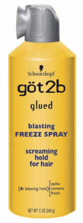Got2B Glued Freeze Spray 12oz