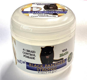 Black Panther Edges (Vegan) 8oz