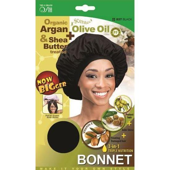 Qfitt 4-in-1 Bonnet -blk
