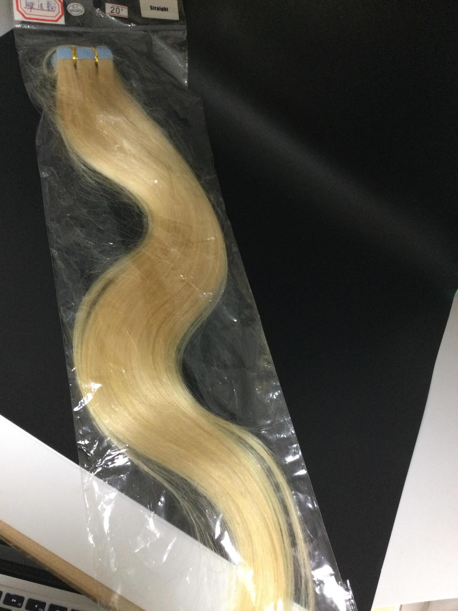 Human Hair Tape-in Extensions