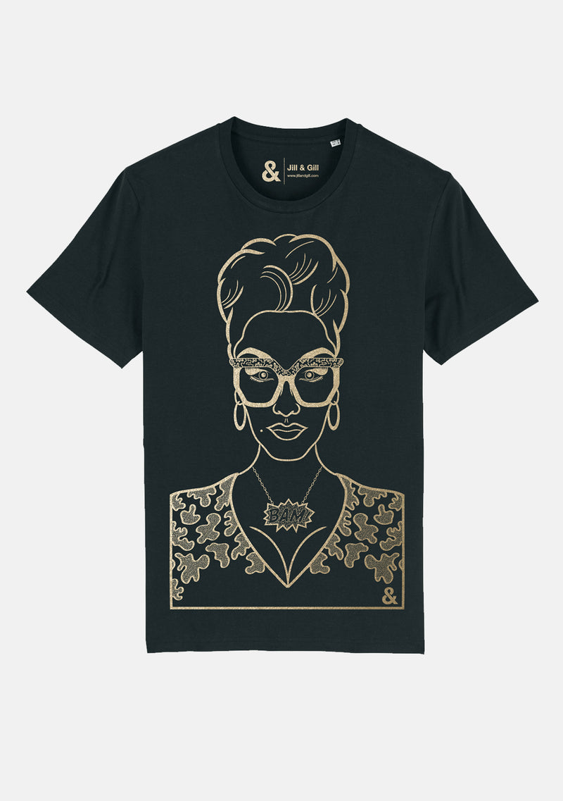 Michelle Black T-shirt