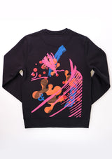 Obsessive Sweater Black