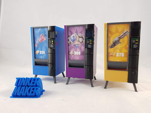Fortnite LIGHT UP Vending Machine