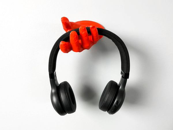 Hanging Hand Headphone Stand
