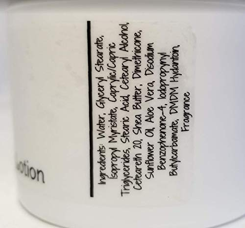 GINGERBREAD SPICE CAKE Hand & Body Lotion Jar, 4 oz. - BUZOK