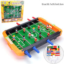 Table Soccer Sport Game Entertainment Portable Interaction Game Adult Child Table Football Entertainment Equipment|Soccer Tables