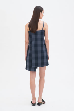 Asymmetric Slip Dress