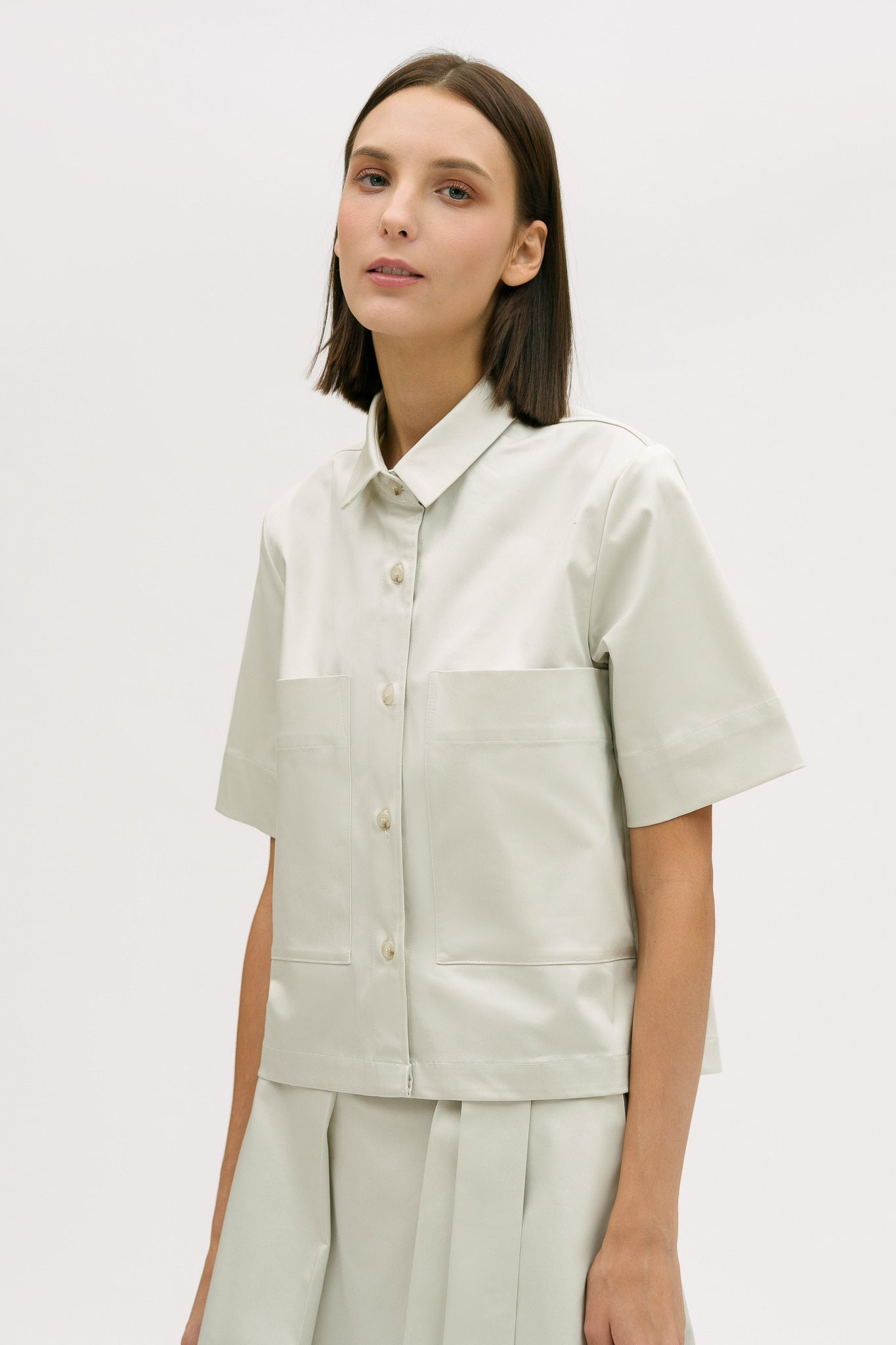 Oversized Pocket Shirt